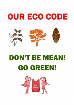 ECO Code Poster
